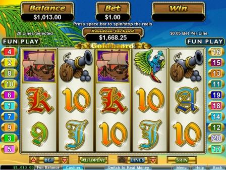 Luxury casino canada
