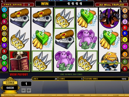 Spiele Dogfather - Video Slots Online