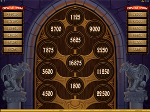 Secret Vault Bonus